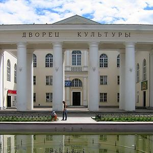 Дворцы и дома культуры Шушенского