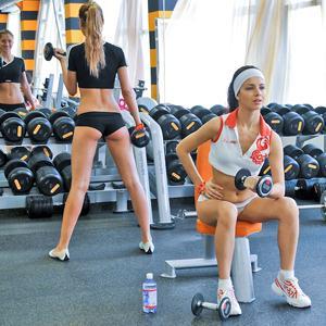 Фитнес-клубы Шушенского