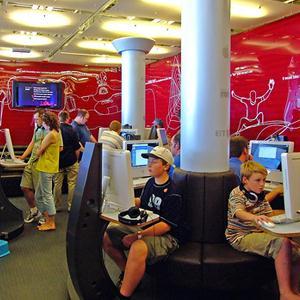 Интернет-кафе Шушенского