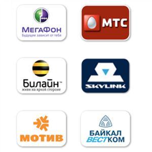 Операторы сотовой связи Шушенского