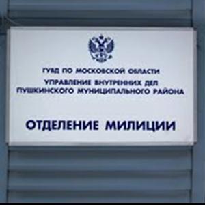 Отделения полиции Шушенского