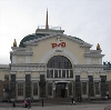 Железнодорожные вокзалы в Шушенском