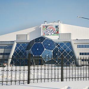 Спортивные комплексы Шушенского