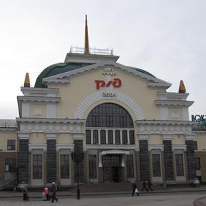Железнодорожные вокзалы Шушенского
